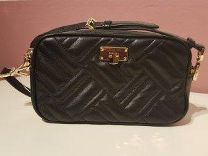 Michael Kors Tasche Peyton 35T9GP6C5L schwarz Leder (leather)