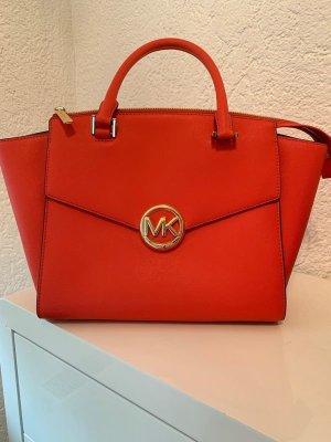 Michael Kors Tasche rot Nur 1x getragen