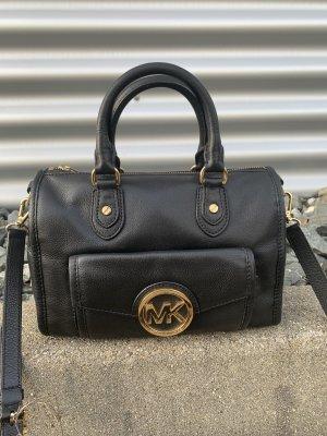Michael Kors Tasche schwarz Leder zum Umhängen