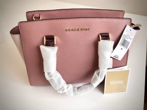 Michael Kors Tasche Selma Rose Multi MD TZ Satchel Leather