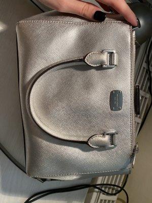 Michael Kors Tasche Silver