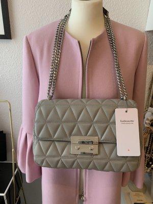Michael Kors Tasche Sloan Large Pearl Grey neu mit Etikett