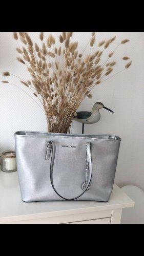 Michael Kors Tasche Travel bag shopper Silber