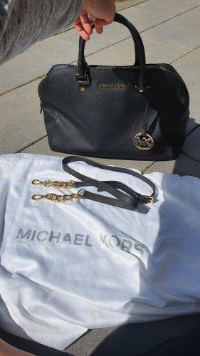 Michael Kors Handtas zwart-goud