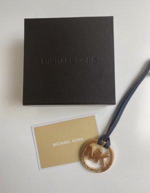 Michael Kors Sleutelhanger goud-donkerblauw