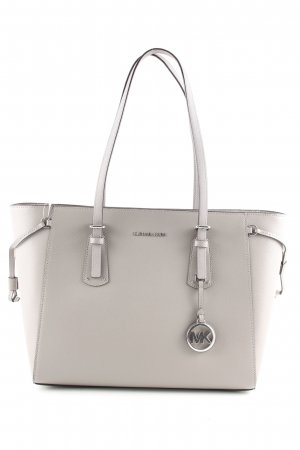 Michael Kors Tote hellgrau Business-Look