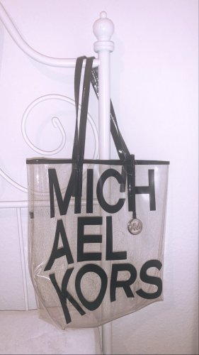 Michael Kors transparent Shopper