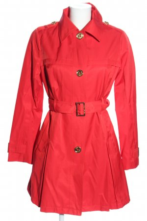 Michael Kors Trench Coat red business style