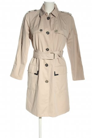 Michael Kors Trenchcoat wollweiß Business-Look