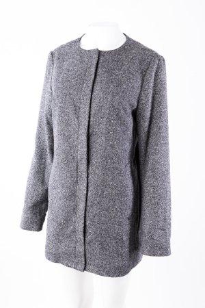 MICHAEL KORS - Tweed Mantel in Schwarz-Weiß