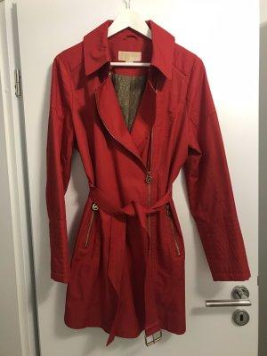 Michael Kors Trench Coat red