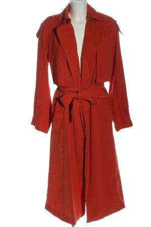 Michael Kors Abrigo de entretiempo rojo look casual