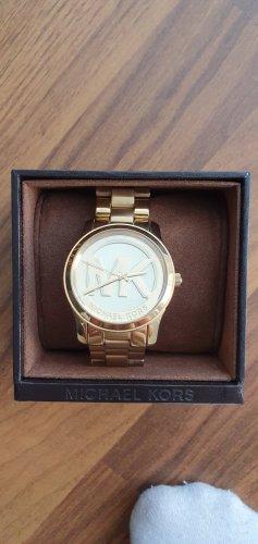 Michael Kors Fermoir de montre doré