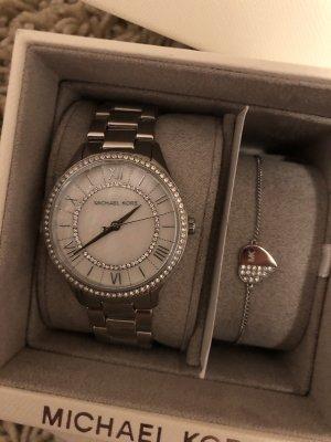 Michael kors Uhr Armband Set Damen neu