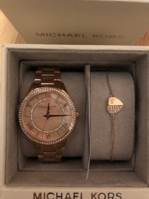Michael kors Uhr Armband Set neu Etikett