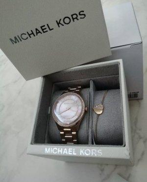 Michael kors Uhr Armband Set neu mit Etikett
