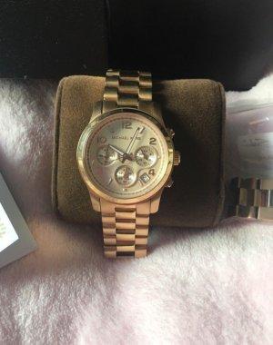 Michael Kors Watch rose-gold-coloured