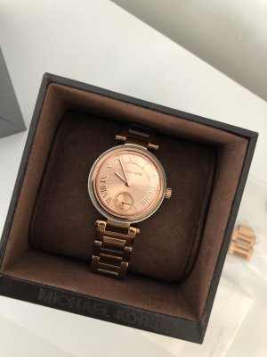 Michael Kors Montre automatique or rose