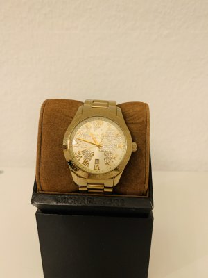 Michael Kors Analog Watch gold-colored-white