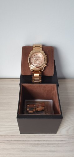 Michael Kors Analog Watch rose-gold-coloured