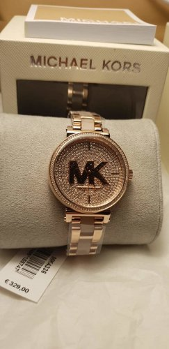 Michael Kors Montre automatique rosé