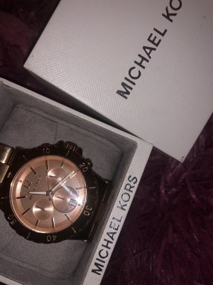 Michael Kors Digital Watch rose-gold-coloured
