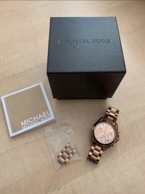 Michael Kors Uhr Chronograph roségold
