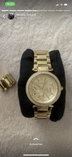 Michael Kors Digital Watch gold-colored