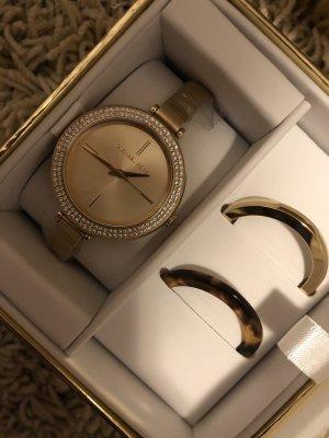 Michael kors Uhr Damen Gold neu