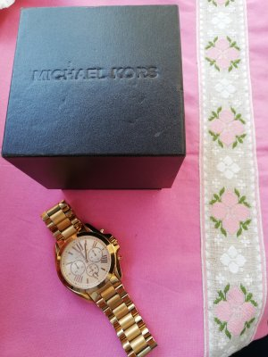 Michael Kors Self-Winding Watch rose-gold-coloured
