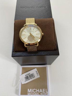 Michael Kors Uhr Gold 3844