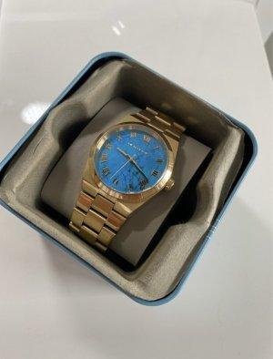 Michael Kors Uhr Gold blau MK5894
