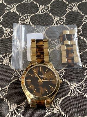 Michael Kors Uhr gold/braun