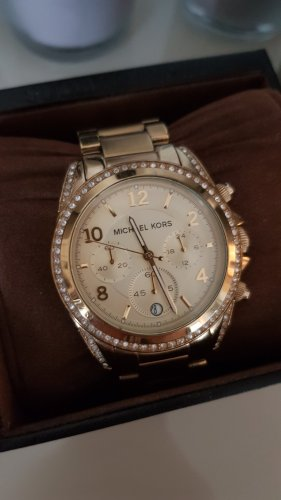 Michael Kors Uhr Gold Original