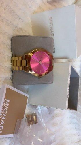 Michael Kors Uhr (Gold,pink)