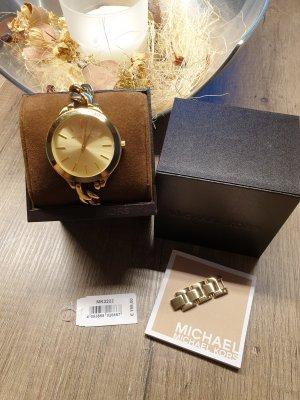 Michael Kors Uhr Gold Statement Chain