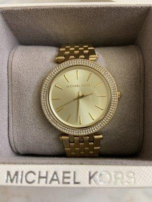 Michael Kors Uhr Gold Strass neu