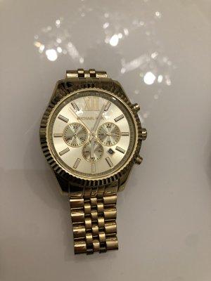 Michael Kors Uhr goldfarben