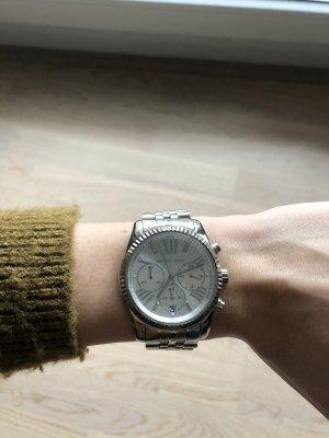 Michael Kors Uhr in Silber, Modell MK- 5555