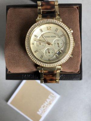 Michael Kors Uhr- Leo (Gold)