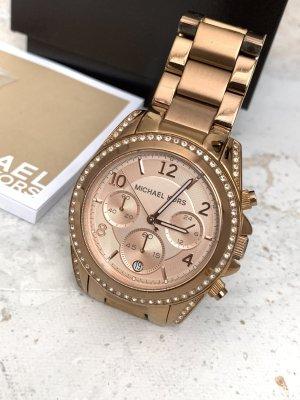 Michael Kors Uhr MK 5263 roségold mit Rechnung Armbanduhr rose gold Christ