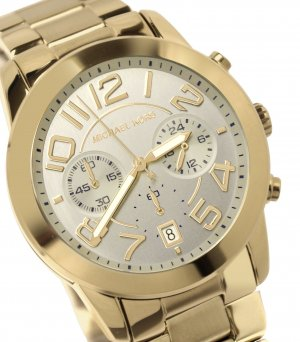 Michael Kors Uhr Neu Gold MK-5726 Damen Armbanduhr