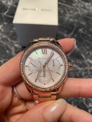 Michael Kors Uhr, Neu , OVP, Rosé Gold, Neupreis: 279€