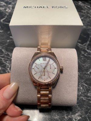 Michael Kors Uhr, Neu Rosé Gold, Neupreis: 279€