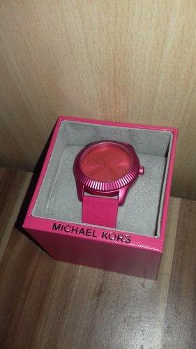 Michael Kors Uhr pink neu mit Etikett/Originalverpackung