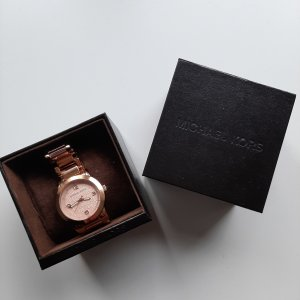 Michael Kors Uhr Rose Gold