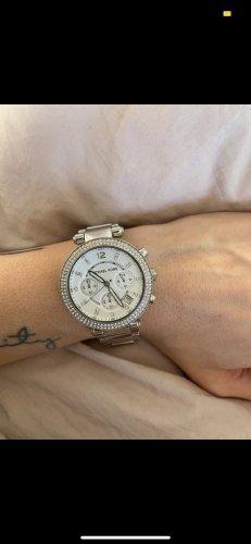 Michael Kors Uhr Silber