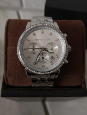 Michael Kors Uhr Silber wie neu