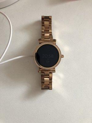 Michael Kors Digital Watch black-gold-colored