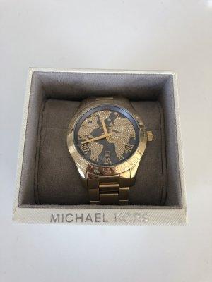 Michael Kors Uhr Weltkarte MK6243